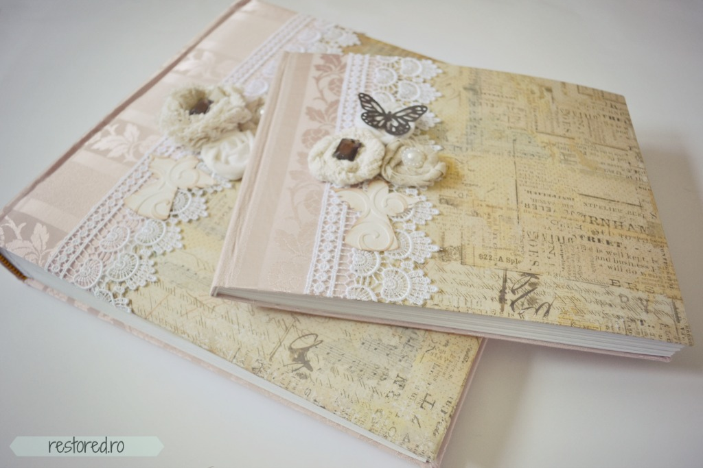 album si guestbook shabby chic