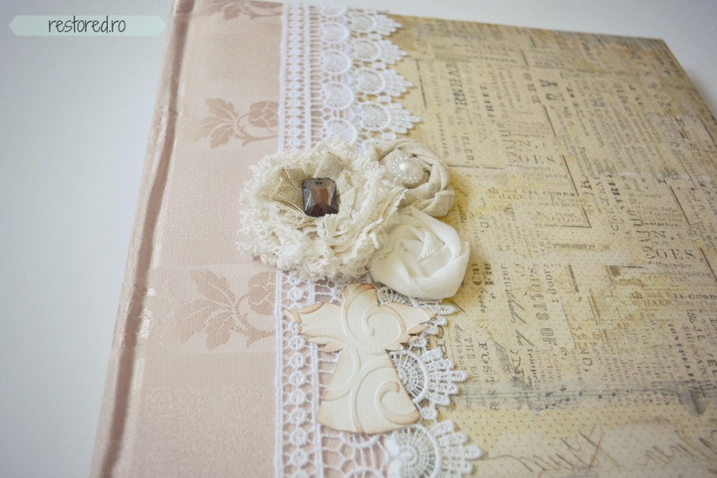 album si guestbook shabby chic2