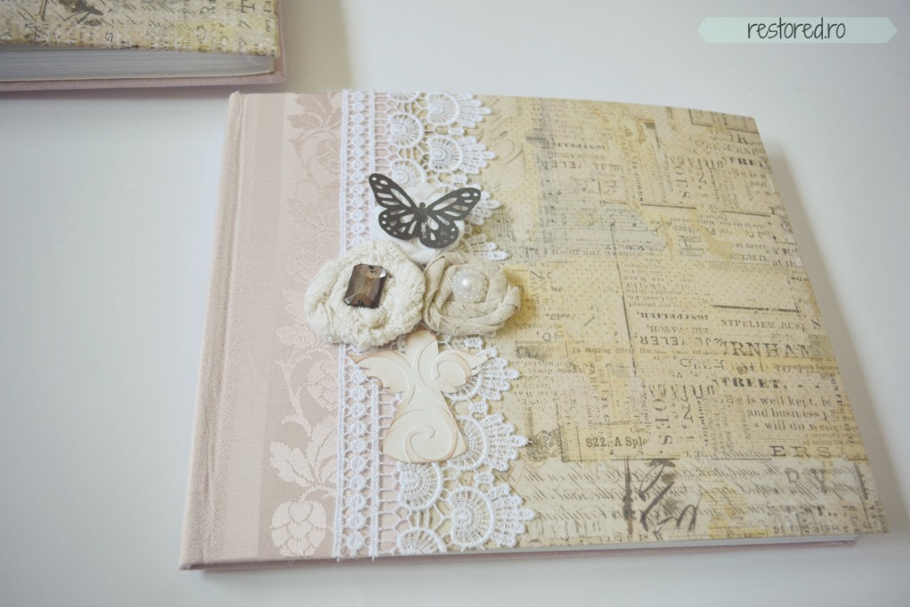 album si guestbook shabby chic4