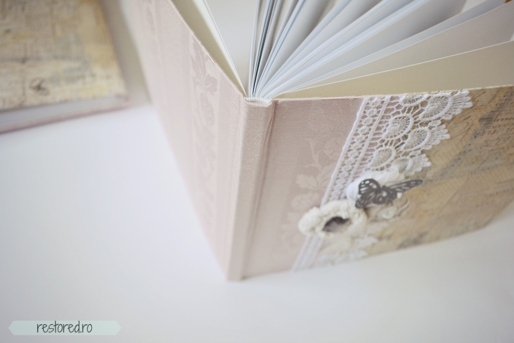 album si guestbook shabby chic5