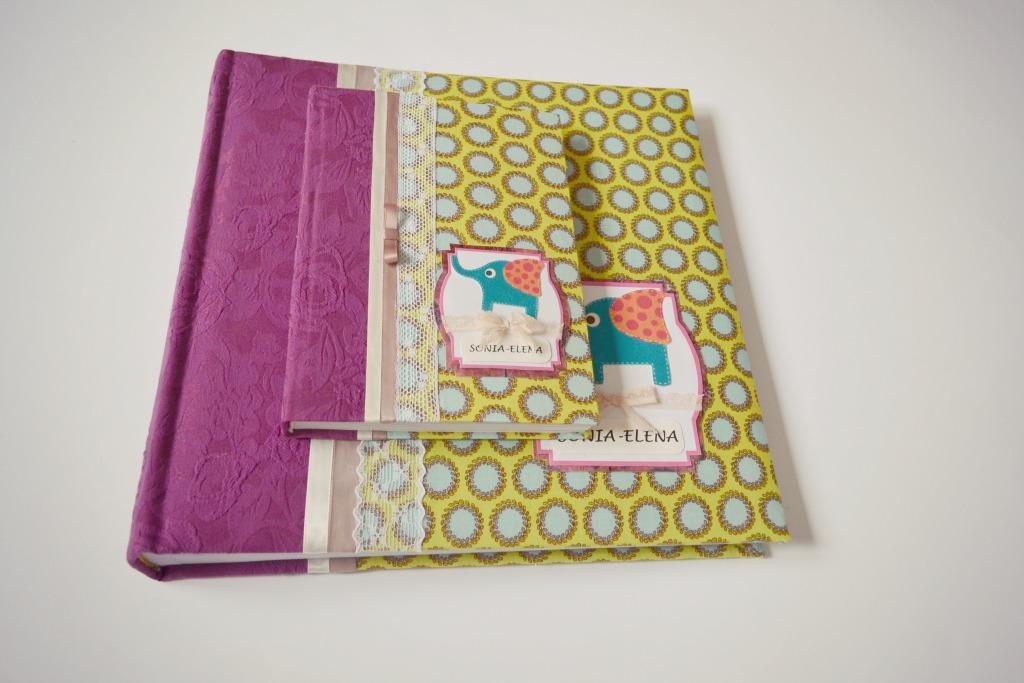 album jurnal handmade elefant