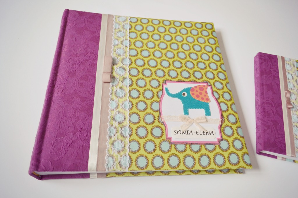 album jurnal handmade elefant1