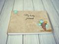 album handmade piele copii1
