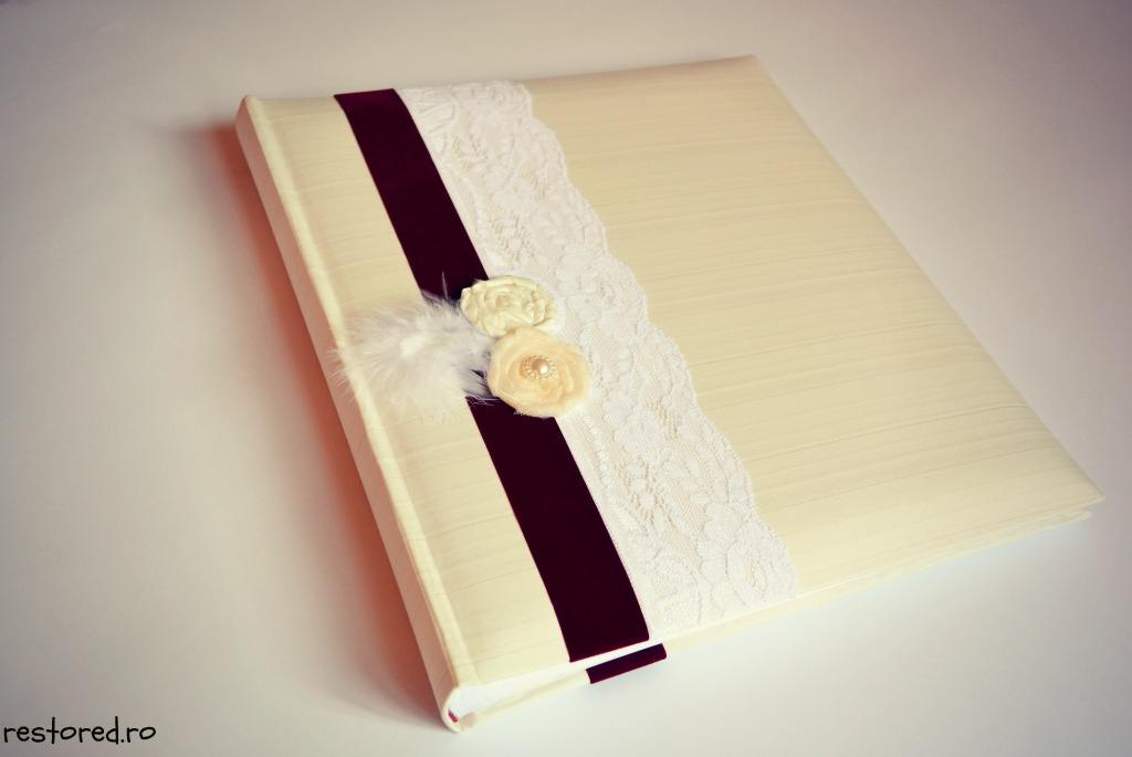 album-de-nunta-ivory-bordeaux