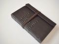 Biblie de piele neagra