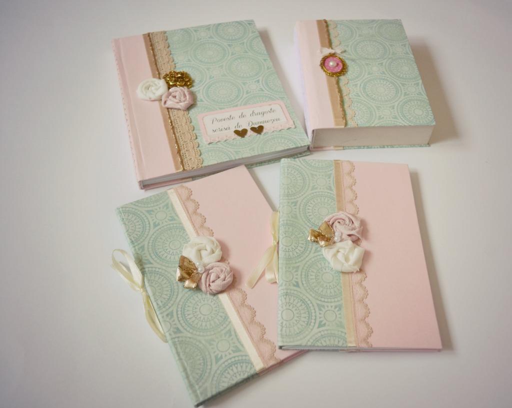 set nunta handmade