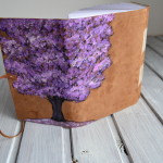 jurnal handmade piele - tree5